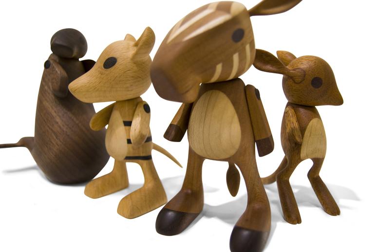 Josh Finkle Extinct Toys